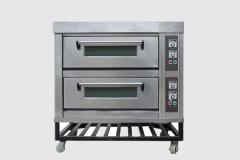双层四盘电热烤炉