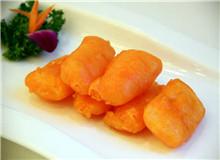 黄金鳕鱼块