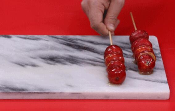 冰糖葫芦的做法 冰糖葫芦的制作方法
