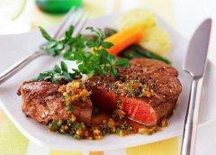 西餐美食-正宗牛排