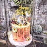 学员作品生日蛋糕