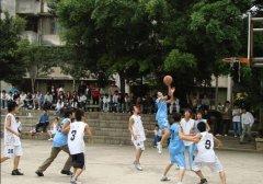 学校篮球赛