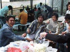 日本料理班毕业学员聚会